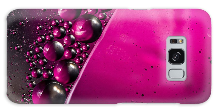 Galaxy S8 Case featuring the photograph Bubbles by Marcus George