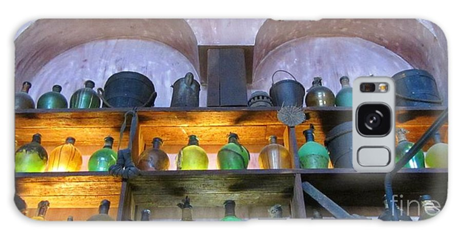 Buckets And Jugs Galaxy S8 Case featuring the photograph Buckets And Jugs by John Malone