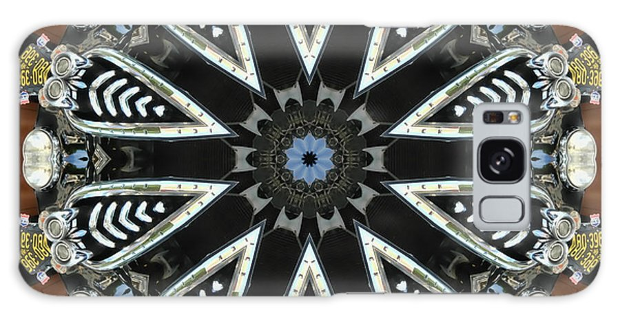 Victor Montgomery Galaxy S8 Case featuring the photograph Buick Kaleidoscope by Victor Montgomery