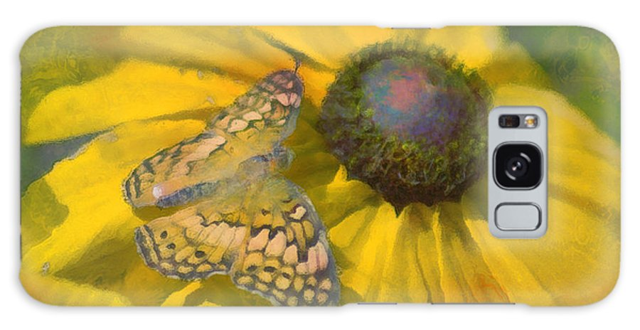 Butterfly Galaxy S8 Case featuring the photograph Butterfly7 by Troy Schopp