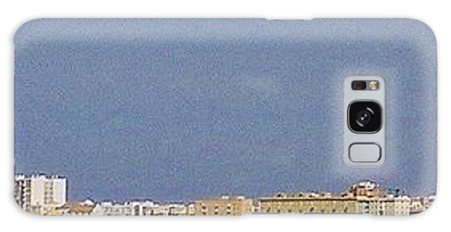 Landscape Galaxy S8 Case featuring the photograph Cadiz Skyline by Carol Lynn Pasewark