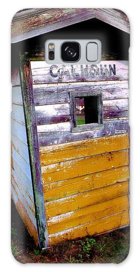 Calhoun Galaxy S8 Case featuring the photograph Calhoun by Mykul Anjelo