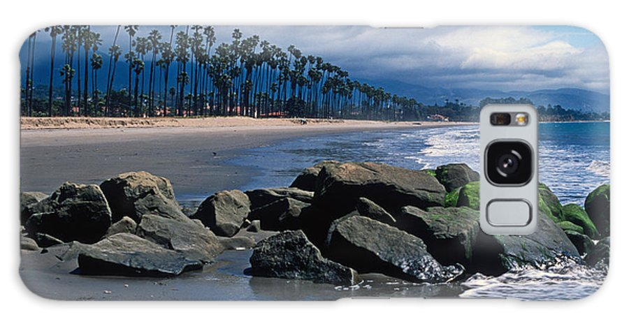 Beach Galaxy S8 Case featuring the photograph California Dreamin by Kathy Yates