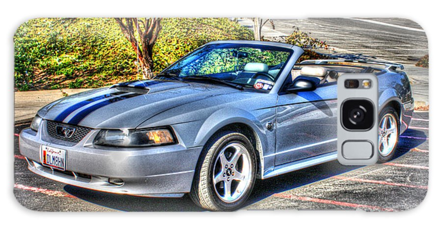 Ford Mustang Gt Galaxy S8 Case featuring the photograph California Dreaming by Tommy Anderson