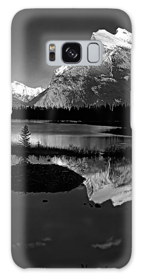 Mountains Galaxy S8 Case featuring the photograph Canadian Rockies by Steve Harrington