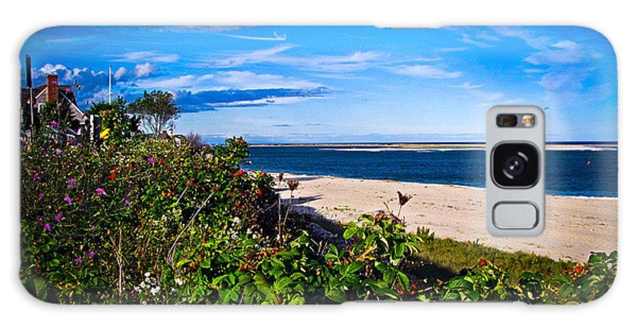 Beach Galaxy S8 Case featuring the photograph Cape Cod Beach by Charlene Gauld