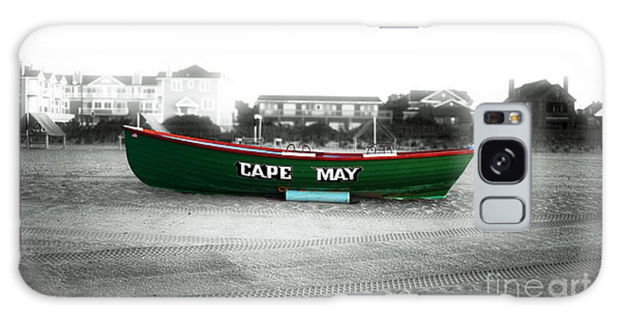 Cape May Fusion Galaxy S8 Case featuring the photograph Cape May Fusion by John Rizzuto