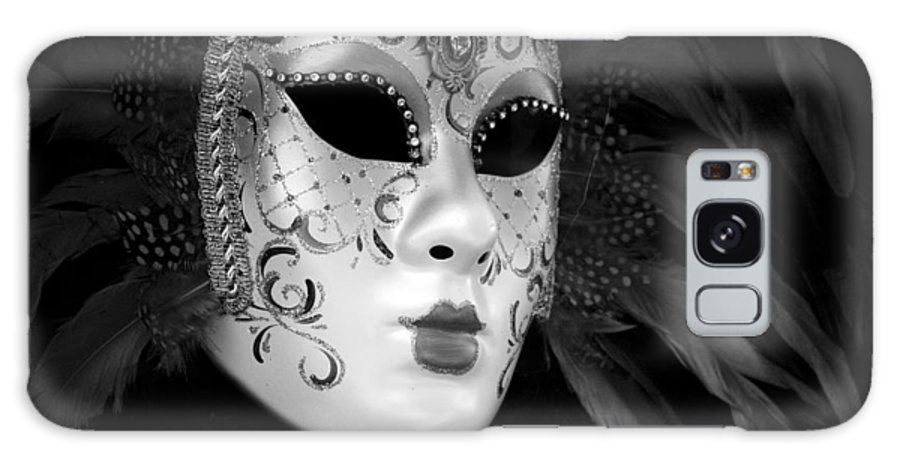Venice Galaxy S8 Case featuring the photograph Carnavale - Venice by Lisa Parrish