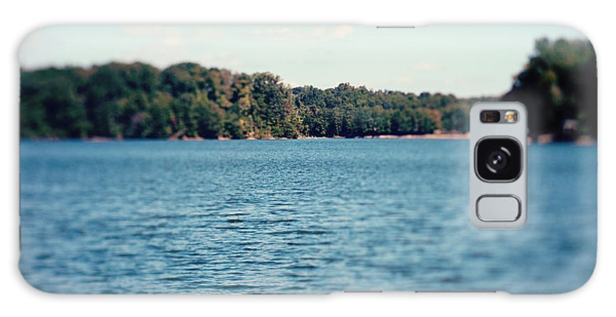 Art Print Galaxy S8 Case featuring the photograph Carolina - Lake Norman Landscape by Kim Fearheiley