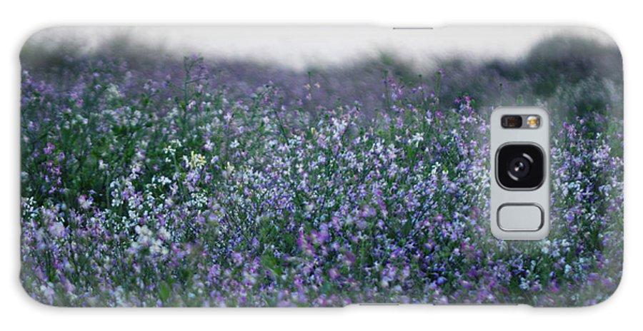 Wildflowers Galaxy S8 Case featuring the photograph Carpinteria California Wildflowers by Kyle Hanson