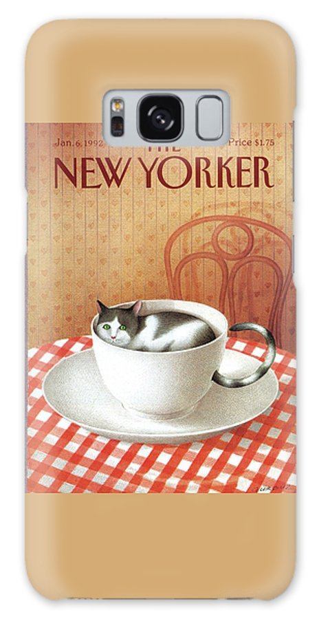 New Yorker January 6, 1992 Galaxy Case
