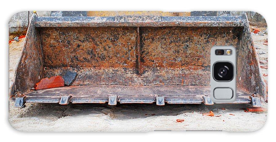 Caterpillar Galaxy S8 Case featuring the photograph Caterpillar by Luis Alvarenga