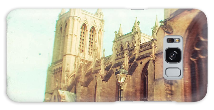 Cathedral Galaxy S8 Case featuring the photograph Cathedral by Innershadows Photography