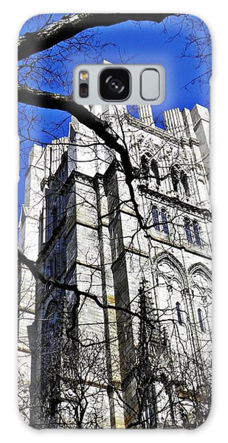 Church Galaxy S8 Case featuring the photograph Cathedral by Sarah Loft