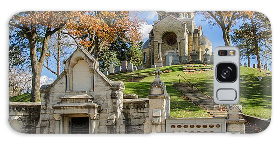 Chapel Hill Galaxy S8 Case featuring the photograph Chapel Hill by Susan McMenamin