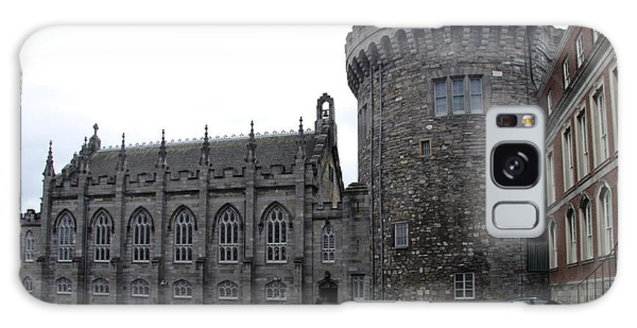 Galaxy S8 Case featuring the photograph Chapel Royal And Record Tower - Dublin Castle by Christiane Schulze Art And Photography