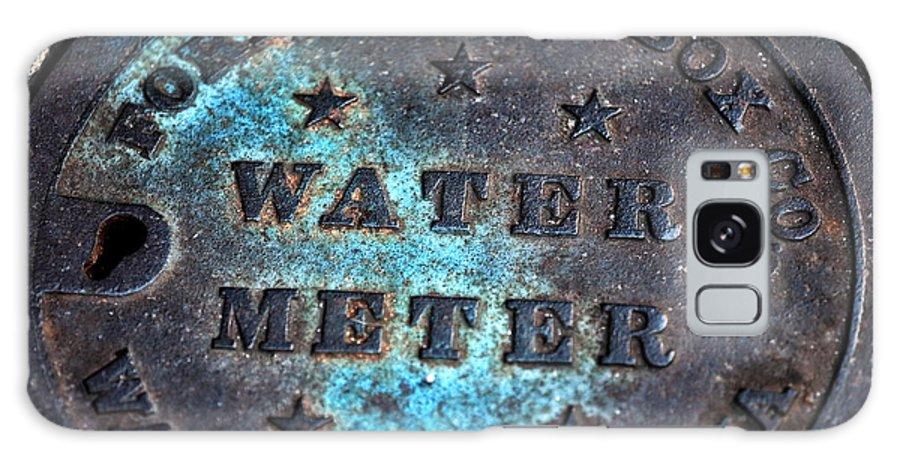 Charleston Water Meter Galaxy S8 Case featuring the photograph Charleston Water Meter by John Rizzuto
