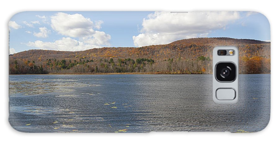 Berkshires Galaxy S8 Case featuring the photograph Cheshire Lake by Jonathan Welch