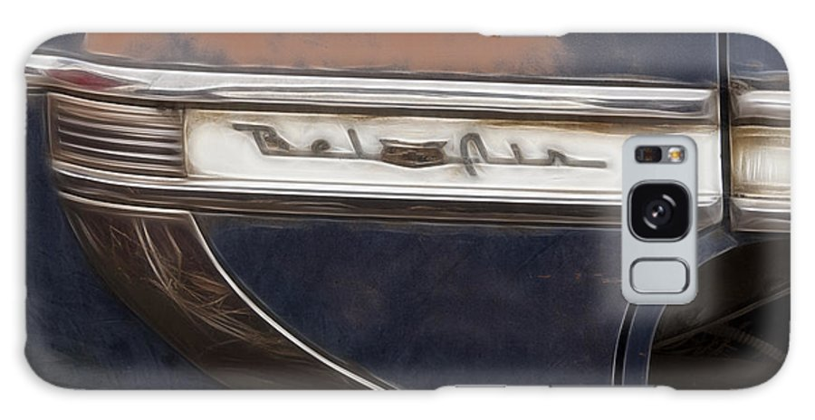 Chevy Bel Air Galaxy S8 Case featuring the photograph Chevy Bel Air by Wes and Dotty Weber