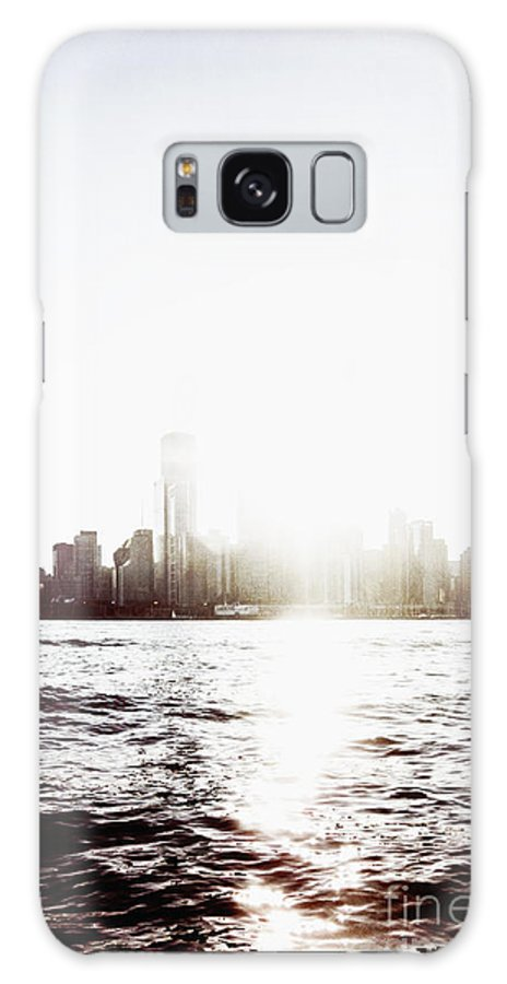 America Galaxy S8 Case featuring the photograph Chicago Skyline II by Margie Hurwich