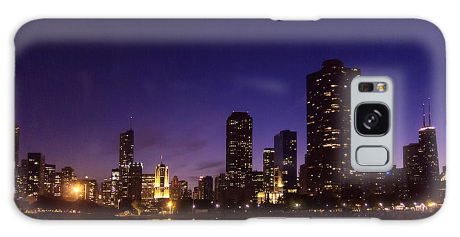 America Galaxy S8 Case featuring the photograph Chicago Skyline Vi by Margie Hurwich