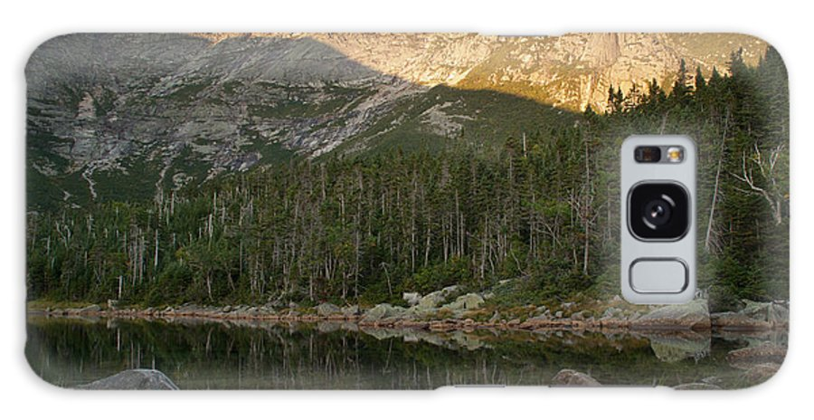 Chimney Pond Galaxy S8 Case featuring the photograph Chimney Pond by Alana Ranney