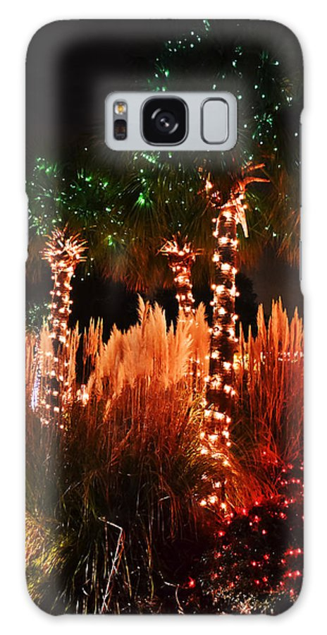 Travel Galaxy S8 Case featuring the photograph Christmas In The Sand by Elvis Vaughn