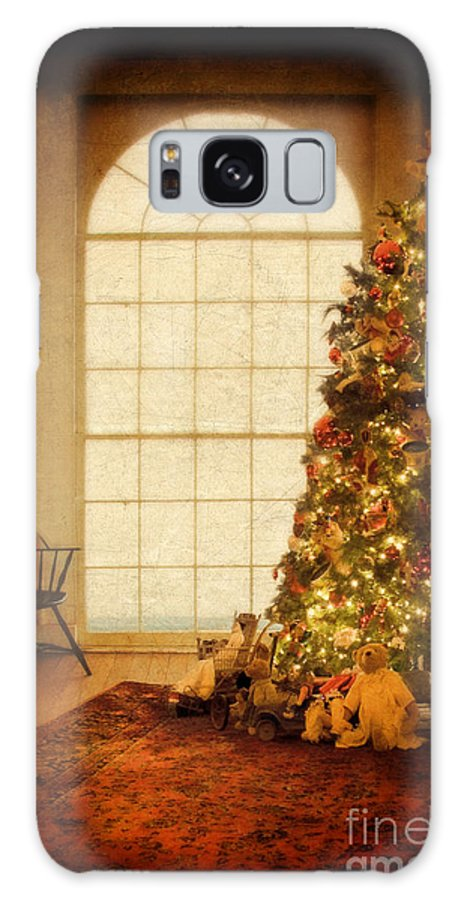 Christmas Galaxy S8 Case featuring the photograph Chritsmas Tree by Jill Battaglia