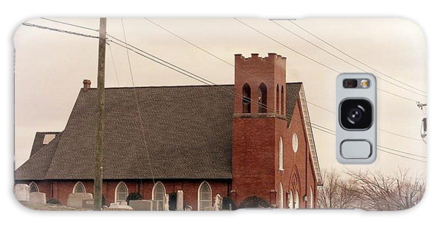 Church Galaxy S8 Case featuring the photograph Church Love by Jannice Walker