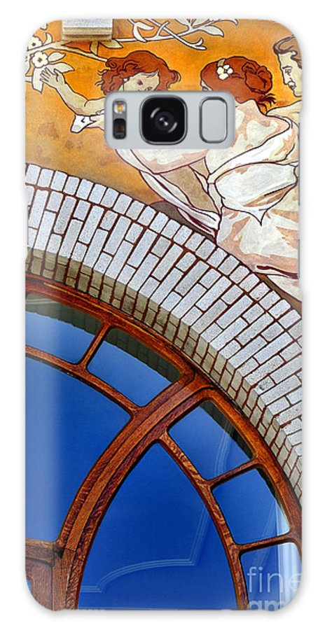 Benelux Galaxy S8 Case featuring the photograph Ciamberlani House 1 by Phil Robinson