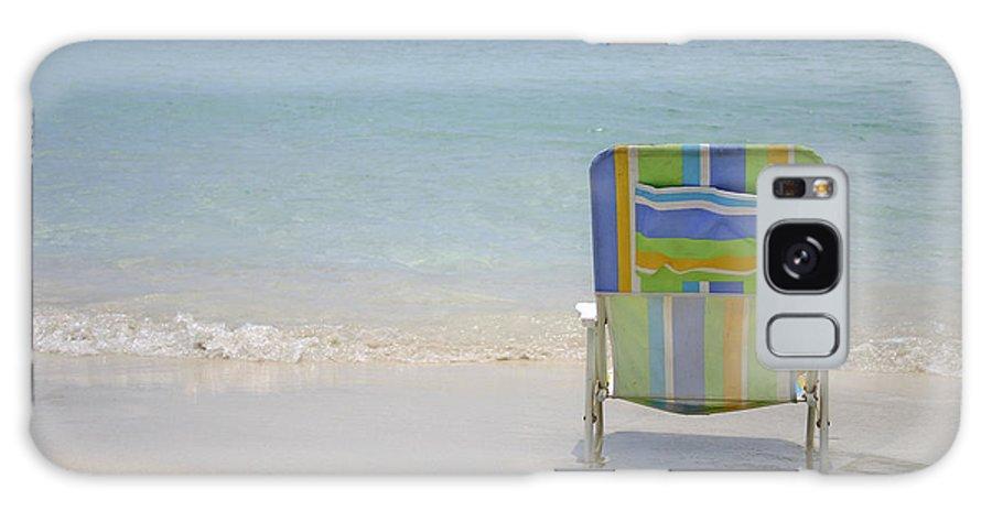 Beach Galaxy S8 Case featuring the photograph Cinnamon Beach by Wendy Raatz Photography