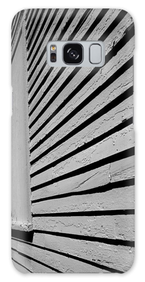 Clapboard Galaxy S8 Case featuring the photograph Clapboards by Allan Morrison