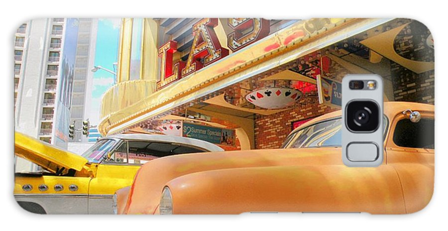 Classic Cars Galaxy S8 Case featuring the photograph Classic Car's Of Las Vegas by Rita H Ireland