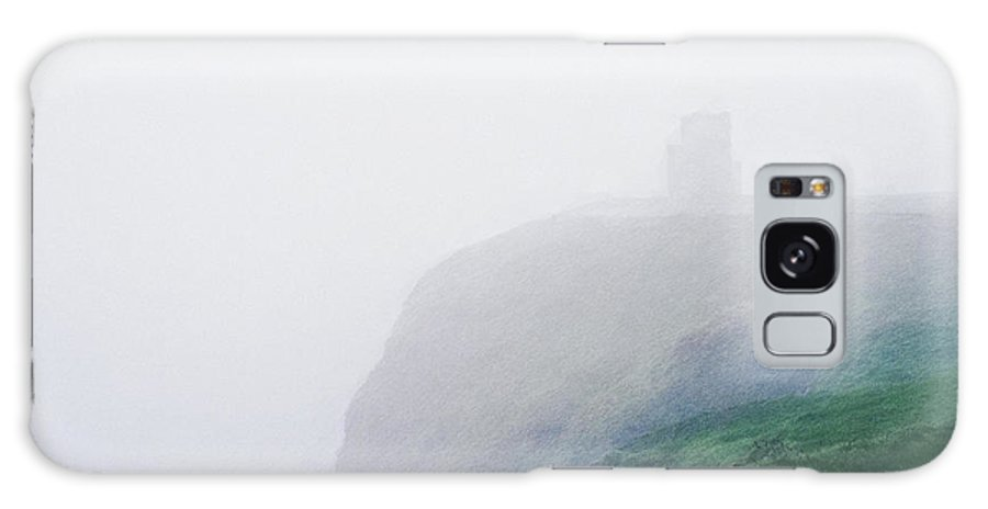 Ireland Galaxy S8 Case featuring the photograph Cliffs Of Moher by David Lange