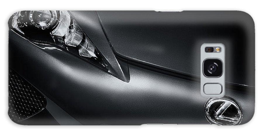 Lexus Galaxy S8 Case featuring the photograph Closeup Of Lexus Lfa Car by Oleksiy Maksymenko