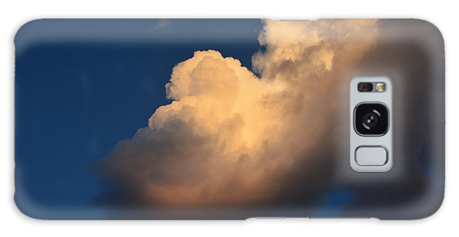 Sky Galaxy S8 Case featuring the photograph Cloud Birth by William Hallett