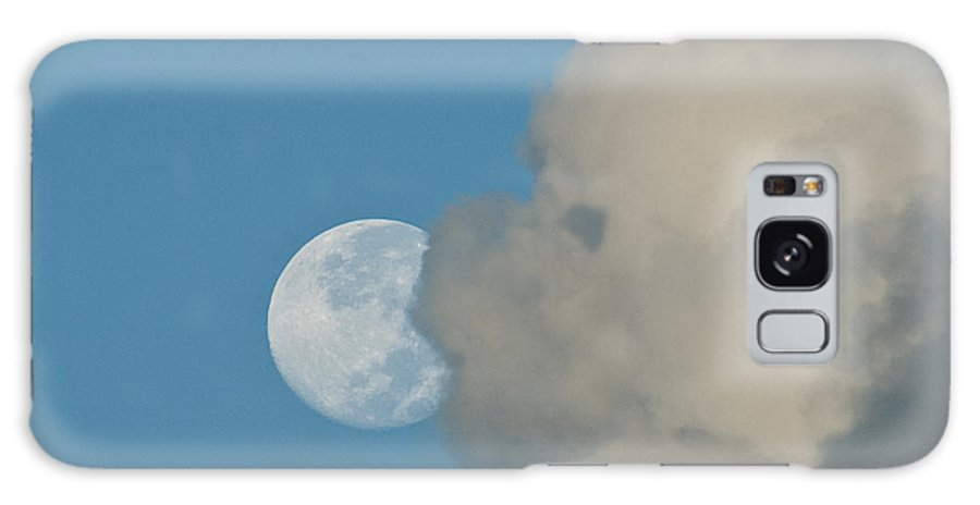 Sky Galaxy S8 Case featuring the photograph Cloud Puppy by Don Durfee