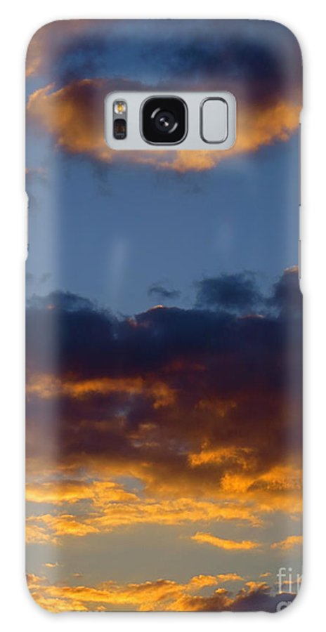 Clouds Of Tranquility. Galaxy S8 Case featuring the photograph Clouds Of Tranquility. by Robert Birkenes