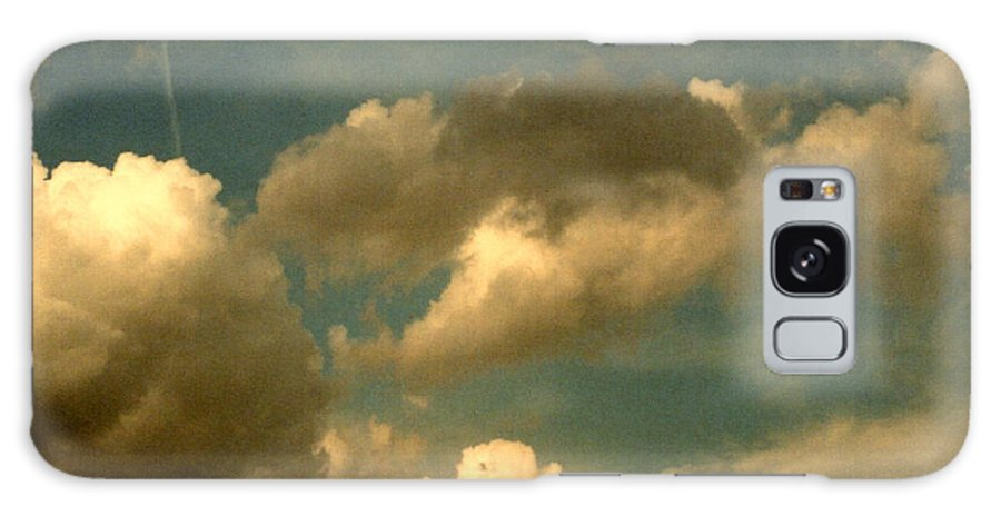 Academy Galaxy S8 Case featuring the photograph Clouds Of Yesterday by Anita Lewis