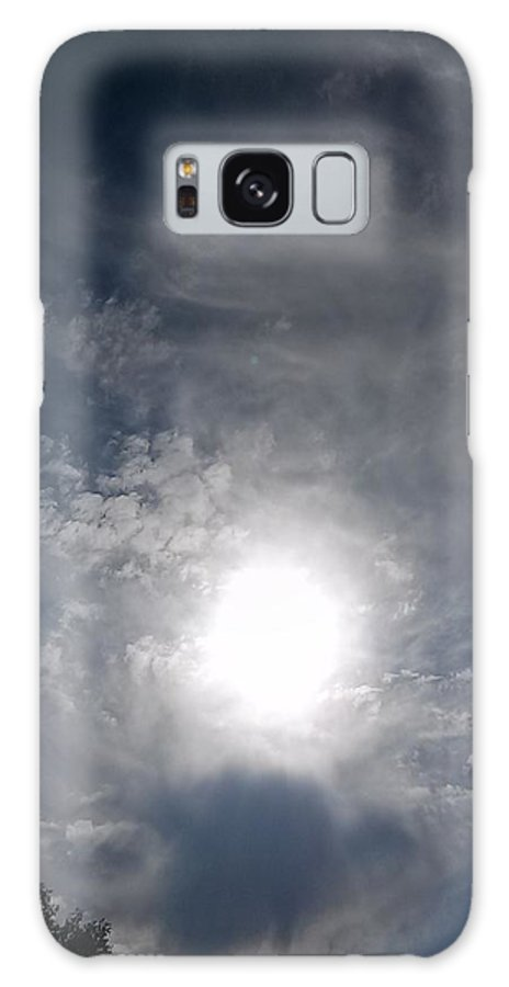Clouds Galaxy S8 Case featuring the photograph Clouds by Wendy Hall