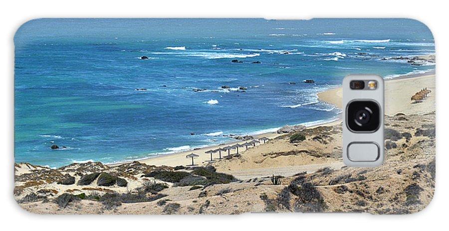 Baja California Galaxy S8 Case featuring the photograph Coast Baja California by Christine Till