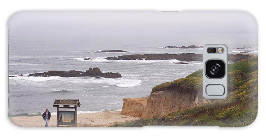 Coast Galaxy S8 Case featuring the photograph Coastal Scene 7 by Pharris Art