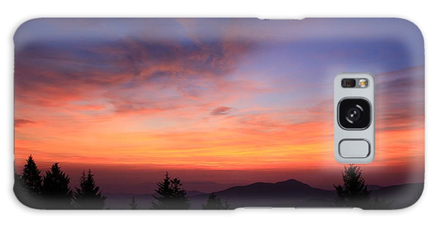 Cold Mountain Galaxy S8 Case featuring the photograph Cold Mountain At Sunrise by Mountains to the Sea Photo