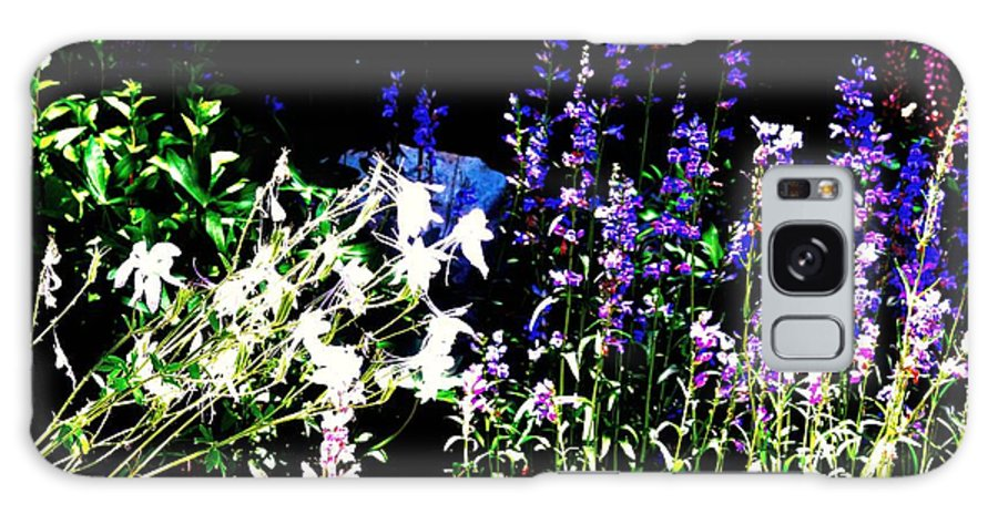 Flowers Galaxy S8 Case featuring the photograph Colombine Flowers by Gerald Blaine