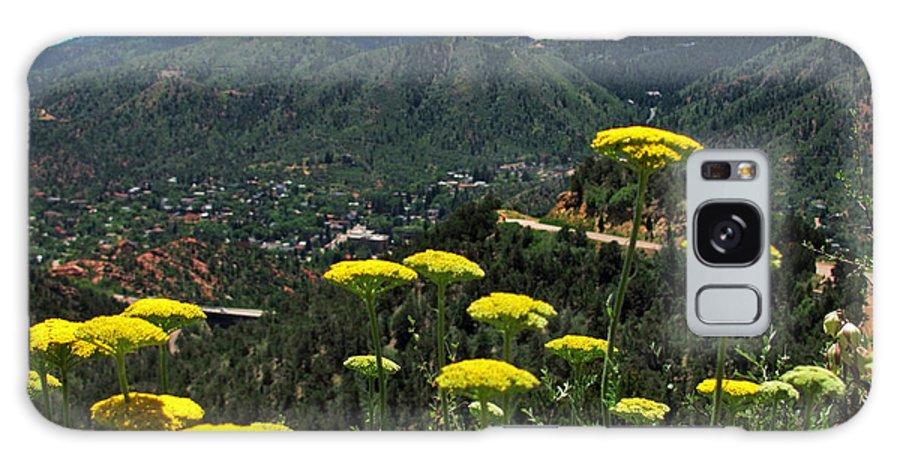 Colorado Galaxy S8 Case featuring the photograph Colorado Rocky Mountain by Susan E Robertson