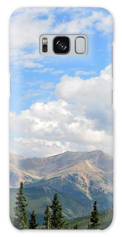 Colorado Galaxy S8 Case featuring the photograph Colorado Rockies by Dave Wangsness