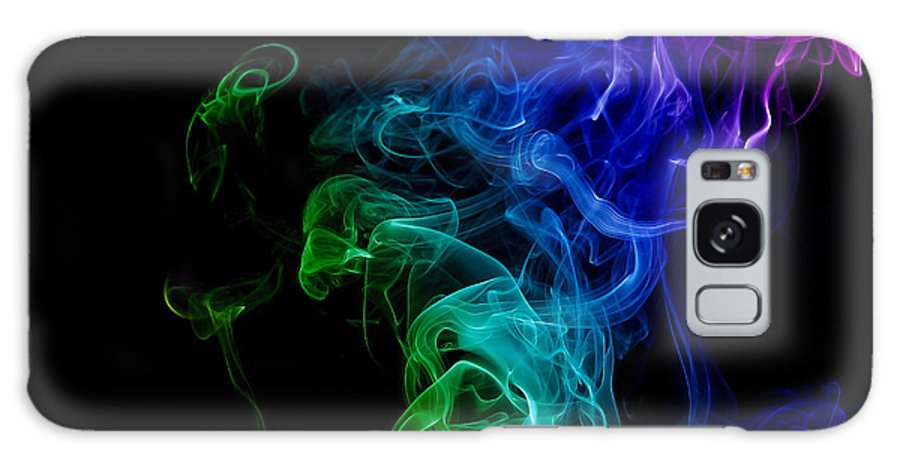 Smoke Galaxy S8 Case featuring the photograph Colors by Josh Balduf