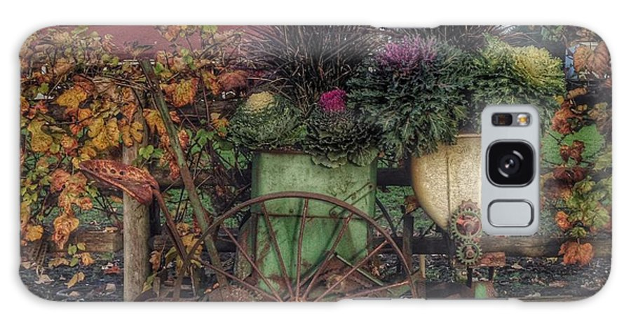 Colors Galaxy S8 Case featuring the photograph Colors Of Autumn by Charlene Mitchell