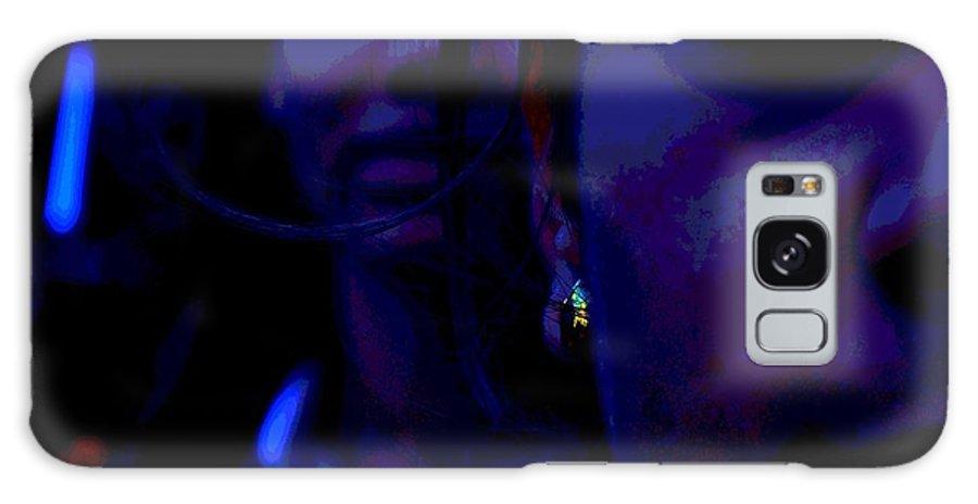 Blue Galaxy S8 Case featuring the photograph Conjugandonos Yo Tu El Nosotros / Conjugating Us by Paula Flores