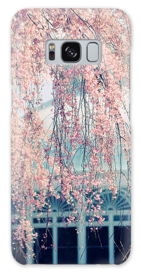 Greenhouse Galaxy S8 Case featuring the photograph Conservatory In Spring by Jessica Jenney